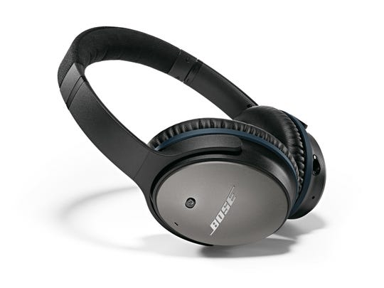Bose's popularnoise-canceling headphones may be pricey, but they're the best product on the market for frequent flyers looking to escape engine noise and other in-flight distractions.