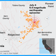 Magnitude 7.1 earthquake reported in California, felt in Phoenix