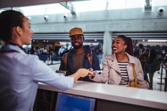 """""""When you start your interaction with an airline with a compliment you catch our attention,"""" says Catherine Olson, who does social media for a discount airline. """" Our natural response is, 'Yes! What's going on, maybe we can help?' she says. """"Expressing gratitude is the number one way to have a great flight."""""""