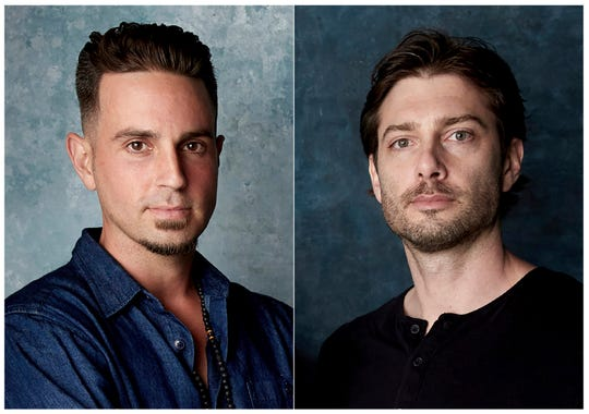 Wade Robson, left, and James Safechuck, who accuse Michael Jackson of sexual abuse, are being sued by three of the singer's fan clubs in France.