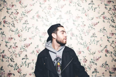 Sam Lachow headlines an evening of hip-hop July 12 at the Roxy Theatrein Bremerton.