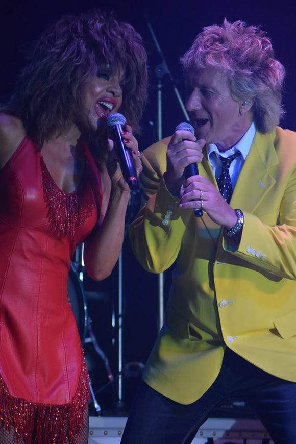 "The Tina Turner-Rod Stewart tribute ""Reunited"" is free on the event lawn July 18 at the Suquamish Clearwater Casino Resort."