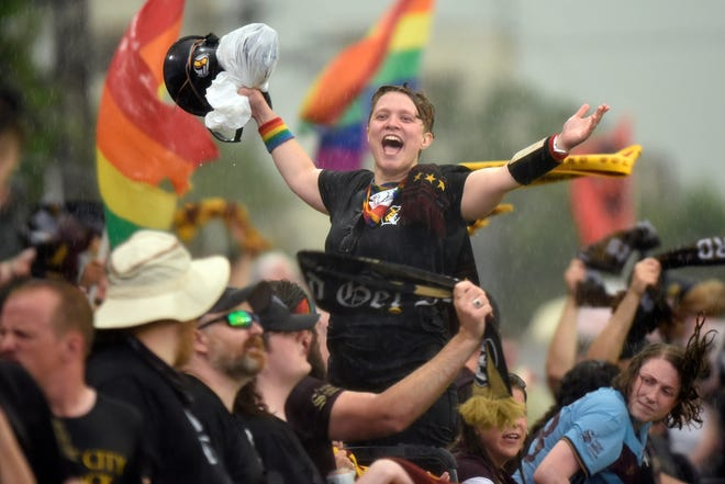 Detroit City FC women's team will play in the summer 2020.