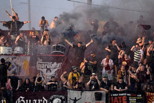 Detroit City FC is making formal bid to join the third-tier National Independent Soccer Association.