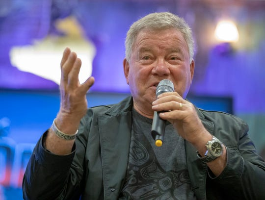 Ready to welcome William Shatner to the 2020 El Paso Comic Con?