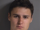 """SCHLACHTENHAUFEN, JAY BRADLEY, 20 / OTHER SCHEDULED TRAFFIC (IC ORDINANCE) / UNDER LEGAL AGE IN BAR 1ST OFFENSE / INTERFERENCE W/OFFICIAL ACTS (SMMS) / PEDESTRIAN FAILURE TO OBEY """"DON'T WALK"""" LIGHT / PUBLIC INTOXICATION / POSSESSION OF FICTITIOUS LICENSE, CARD OR FORM (SR"""