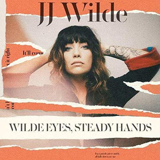 """Wilde Eyes, Steady Hands"" by JJ Wilde"