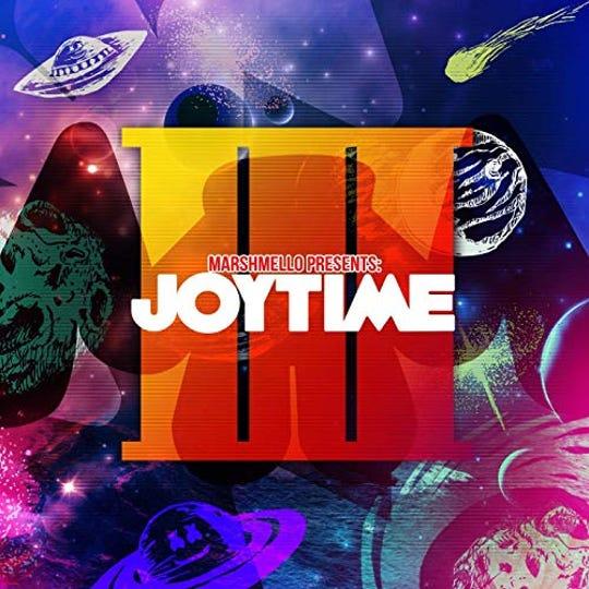 """""""Joytime III"""" by Marshmello"""
