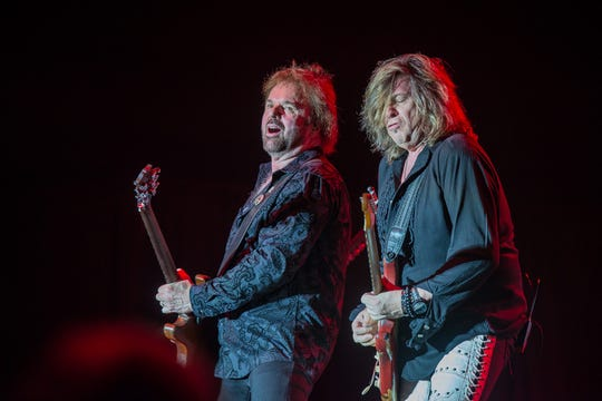 38 Special performs at Summerfest in Milwaukee on July 5, 2019.