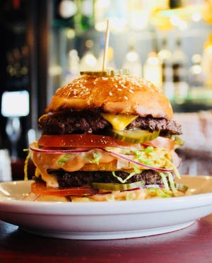 The Diplomac, the burger at the Diplomat, 815 E. Brady St., will be on the menu when weekday lunch service starts July 15.