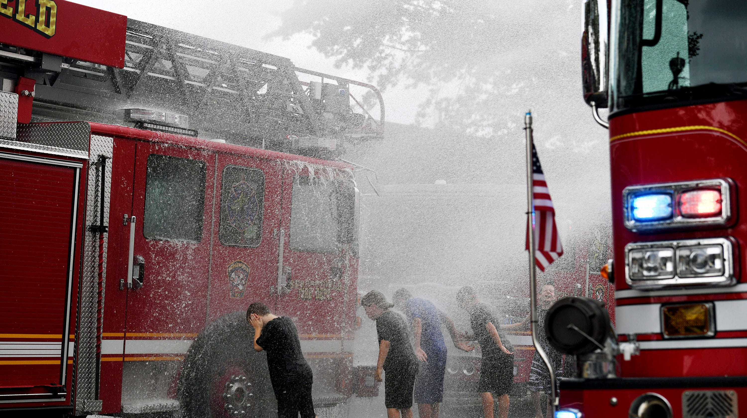Bergenfield NJ interested in firetruck donation, awaiting