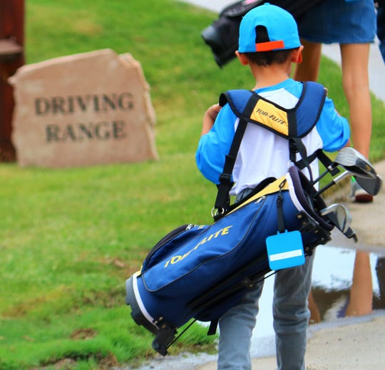About 200 youth participate in the PGA Jr. League of Las Cruces.