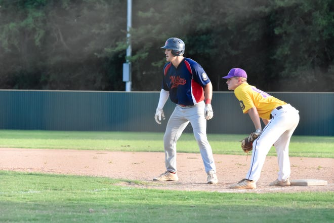 The St. Landry Bank Indians fell to the Crowley Millers, 7-3, in the District 7 playoffs.