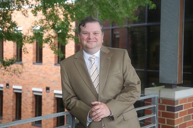 FSU College of Education Dean Damon Andrew.