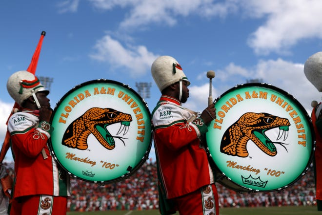 FAMU's Marching 100 is scheduled for an appearance at Friday's Frenchtown Getdown.