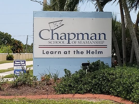 Chapman School of Seamanship is located on a 9-acre campus on the waterfront in Port Salerno near Stuart.