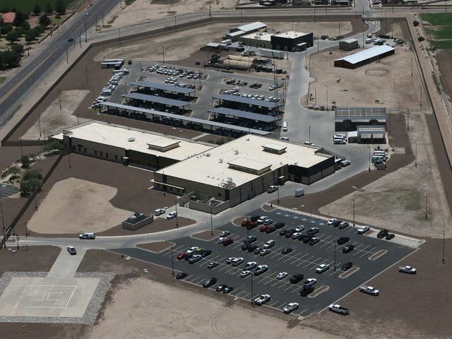Image result for images of detention center in Clint,Texas