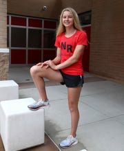 North Rockland runner Katelyn Tuohy, Journal News/lohud Athlete of the Year July 6, 2019.