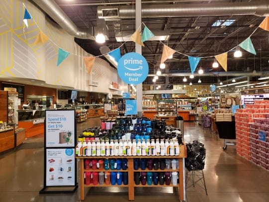 Some Amazon Prime Day deals also are available at Whole Foods Market.