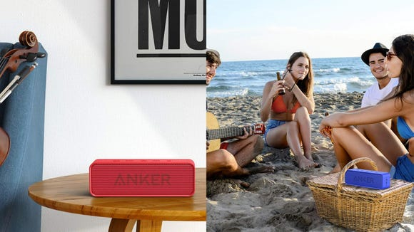 Affordable, reliable speakers you can bring anywhere, all for $25?!