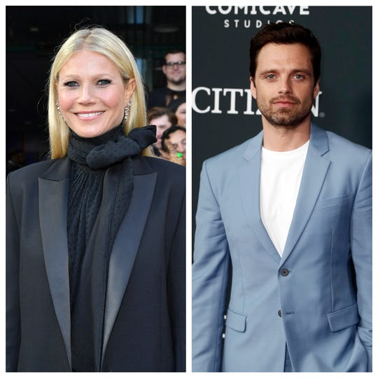 Gwyneth Paltrow meets Sebastian Stan. Again.