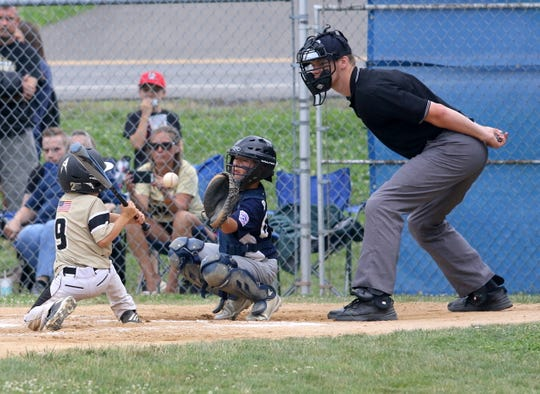Horseheads was host of the District 6 Little League 8-10 championship game between Corning-Painted Post and Big Flats on July 7, 2019.