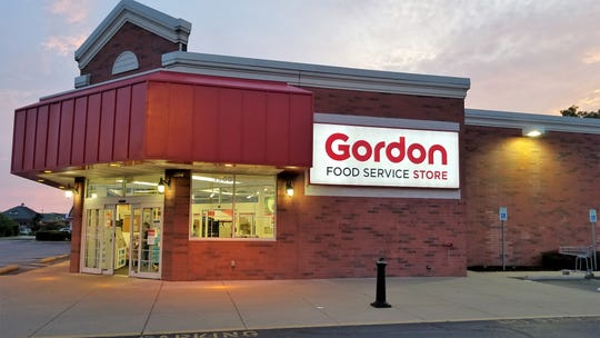 Gordon Food Service Store is located on Burkhardt Road.