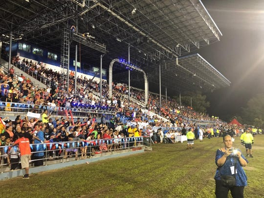 The 2019 Pacific Games kicked off on July 8, 2019 in Samoa.