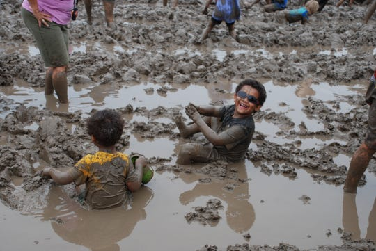 Mud Day 2019 will be July 13 at Cyntheanne Park in Fishers.