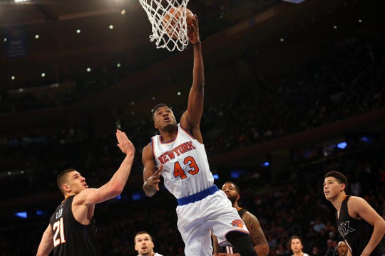 Thanasis Antetokounmpo (43) is set to sign a two-year minimum deal with the Milwaukee Bucks.