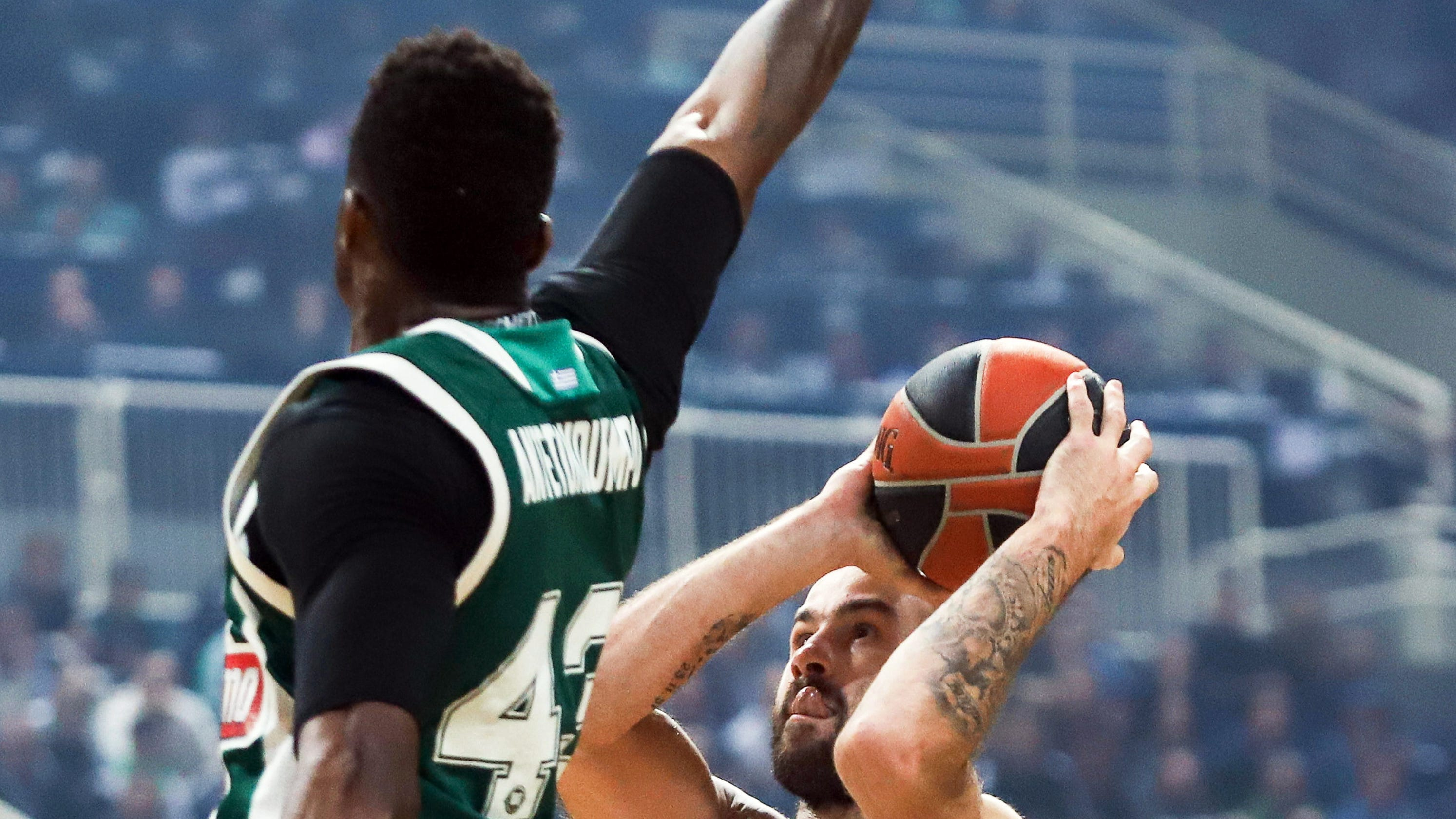 Giannis' brother Thanasis Antetokounmpo to sign with Bucks