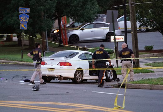 Hackensack NJ car crash kills two people, injures two