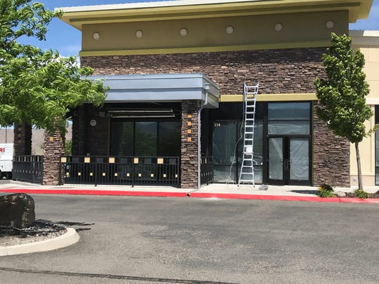 Land & Ocean steak and seafood house, going into the Summit center in South Reno, has two locations near Sacramento.