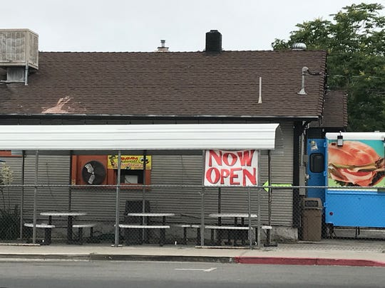 Tortas Ebenezer, a longtime Wells Avenue food truck and hut, recently took over the former Brothers Barbecue next door on Roberts Street.