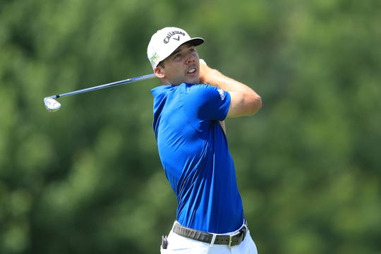 Sam Burns parlayed a seventh-place finish at the 3M Open into his first million-dollar season on the PGA Tour.