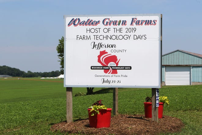 Wisconsin Farm Technology Days in Jefferson County took place July 23-25, 2019 at Walter Grain Farms located in Johnson Creek, Wisconsin. The event generated around $69,000 in grant monies to be distributed to local organizations.