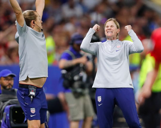 US head coach Jill Ellis has coached more games (126) than any other U.S. women's coach, and her 101 wins are second only to Tony DiCicco (105).