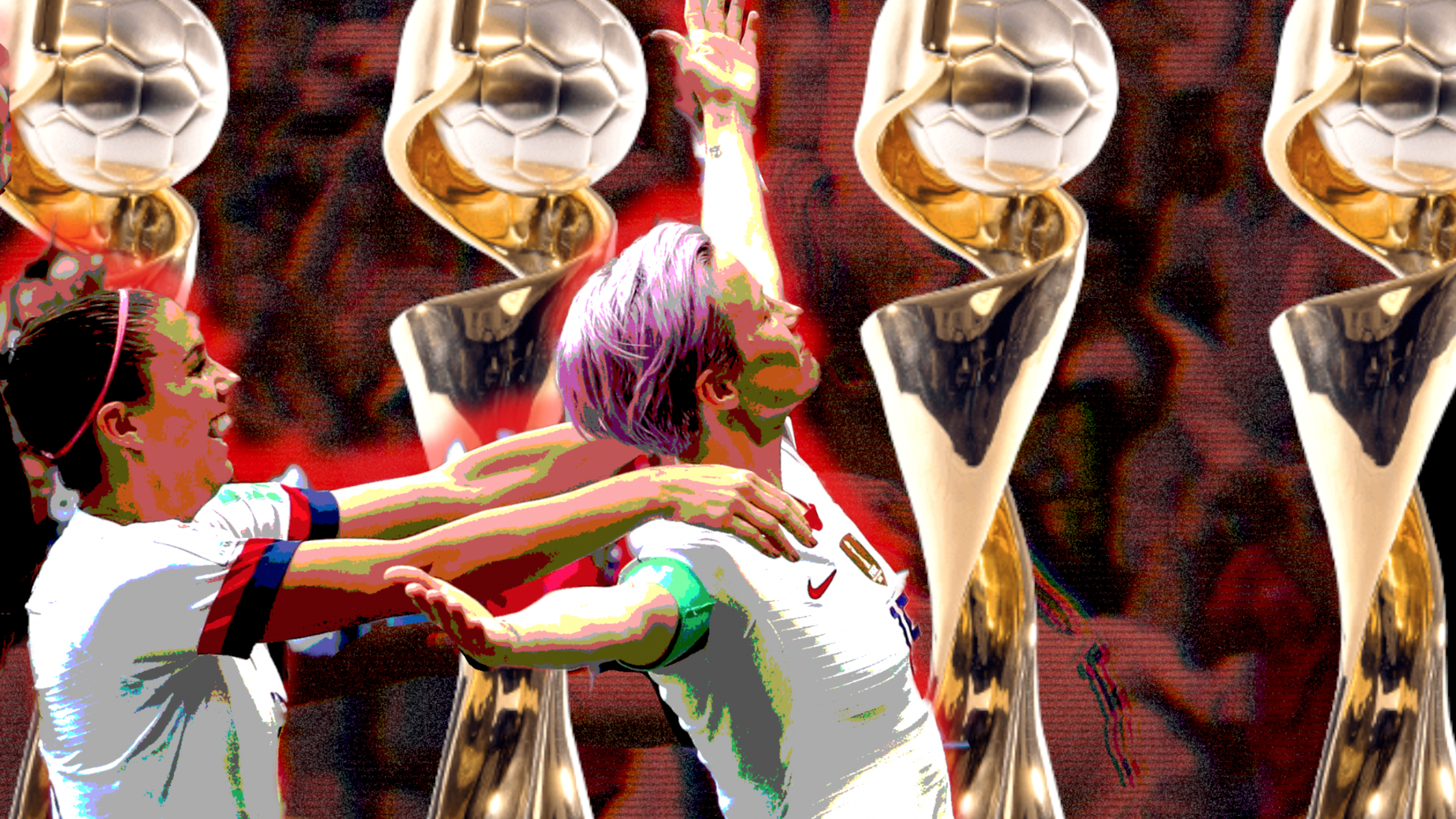 USWNT wins World Cup, cements itself forever in sports history