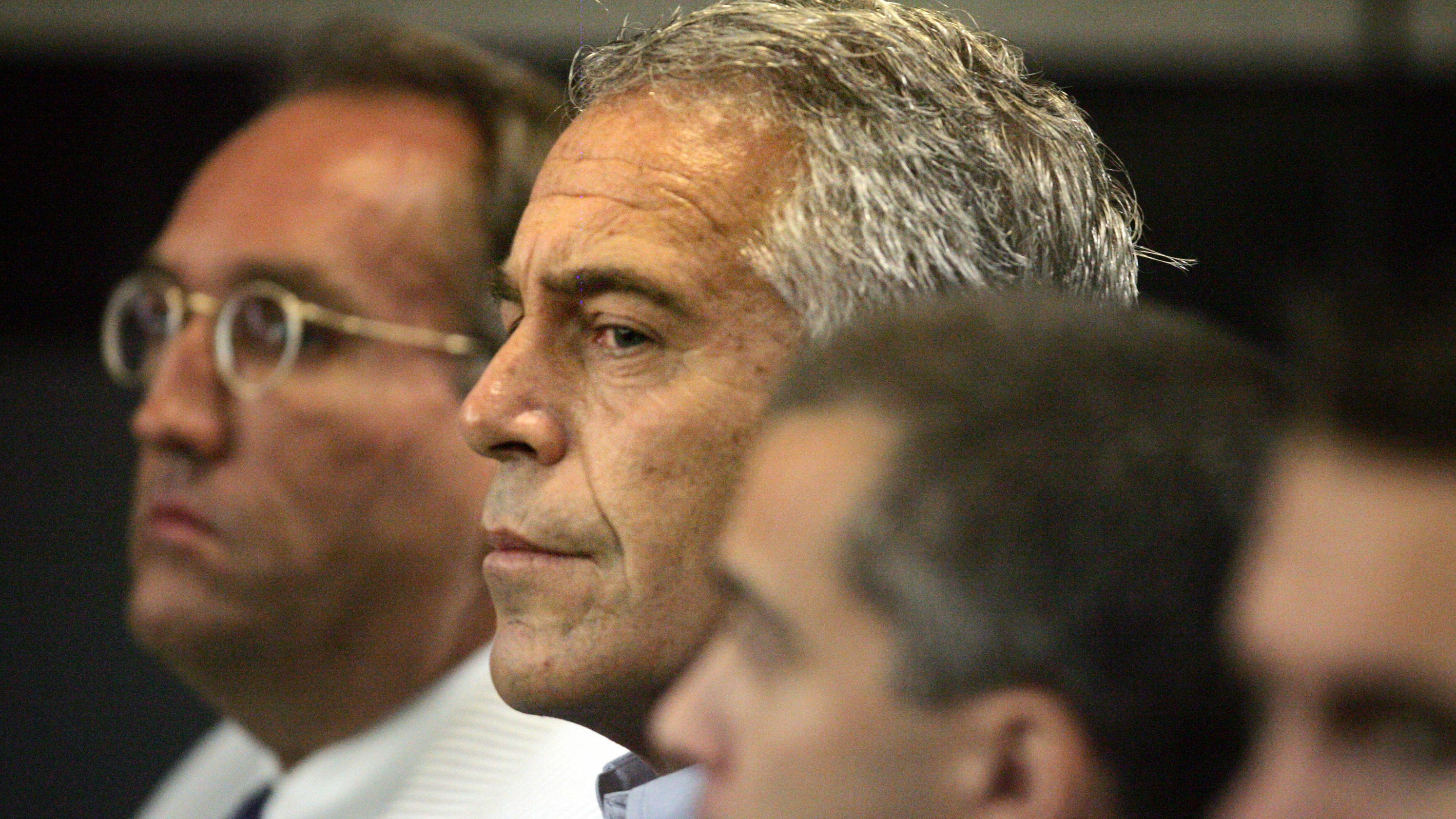 Jeffrey Epstein indicted on sex- trafficking charges