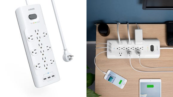 Make life easier with a powerstrip that actually works for your devices.