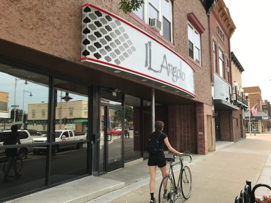 Il Angolo has closed in downtown Appleton.