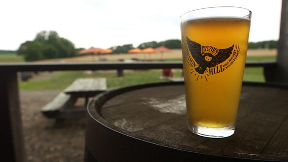 Screamin' Hill Brewery is celebrating its fourth year in business