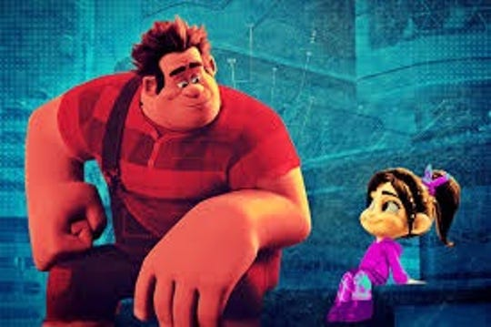 """""""Ralph Breaks the Internet"""" will be shown Friday at Sears Park."""
