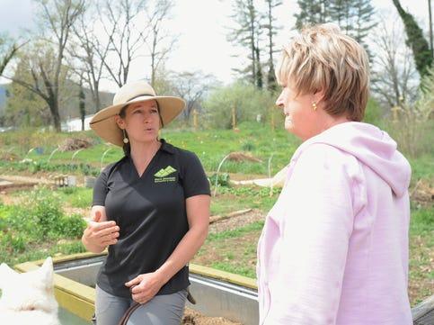 EmpTea Bowls helps garden fill needs in the community