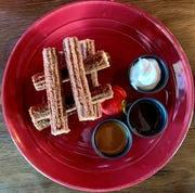 Churros at Masa Taqueria y Cantina in Indian Harbour Beach.