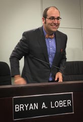 Some of Brevard County Commission Vice Chair Bryan Lober recent social media posts and interaction with critics during commission meetings have sparked controversy.