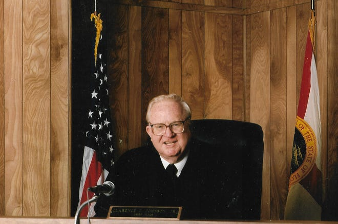 Retired Circuit Court Judge Clarence Johnson Jr. of Merritt Island, who served on the bench for 31 years, died on July 4 at age 89.