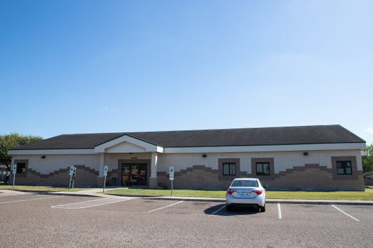 The City of Corpus Christi Health Department Tex Villarreal Animal Care and Vector Services Center.