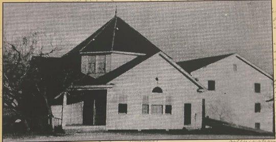 Baylor Memorial Baptist circa 1915