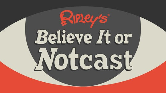 Ripley's podcast logo